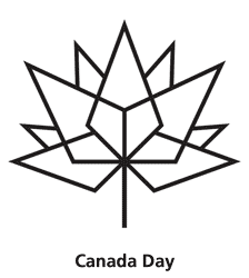 official logo of Canada 150