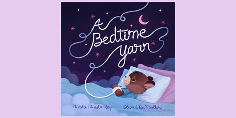 A Bedtime Yarn by Nicola Winstanley