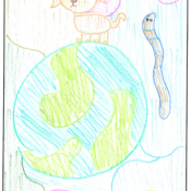 Bookmark Winner - March 2020, Sophia, 9