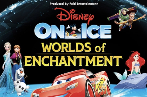 Win Tickets to Disney On Ice: Worlds of Enchantment. Produced by Feld Entertainment.</body></html>