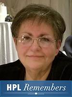 HPL Remembers board member Vikki Cecchetto