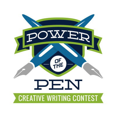 Power of the Pen Creative Writing Contest logo