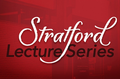 graphic text of Stratford Series