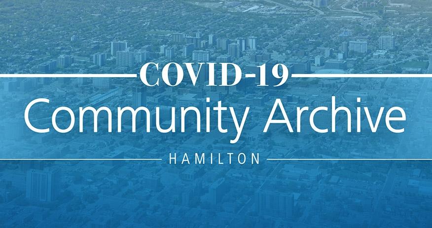 Hamilton COVID-19 Community Archive