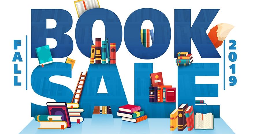 Fall Book Sale 2019