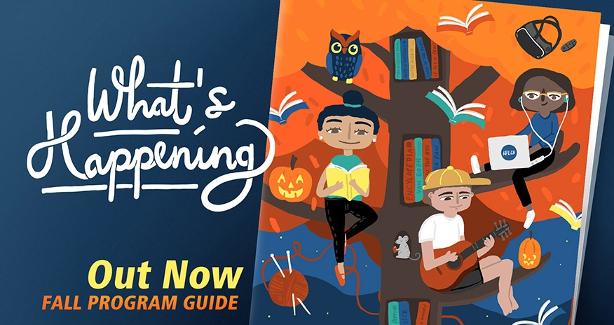 Fall What's Happening Guide 2019
