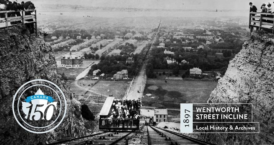 archival image of wentworth street incline